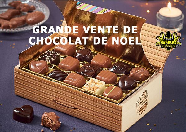 BCIA CHOCOLAT DE NOEL