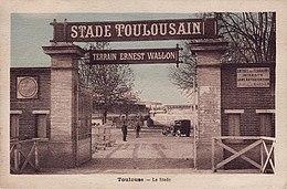 Stade des Ponts-Jumeaux Toulouse
